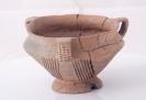 Pucharek gliniany, kultura przeworska, Kłobuck-Zakrzew