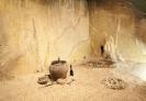 Groby ciałopalne kultury przeworskiej, fragment stałej ekspozycji w Muzeum Częstochowskim